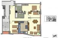 Vivienda tipo E2 + garaje en E.P. Barraques de Llacer 3, La Torre, Valencia para 89.11m²