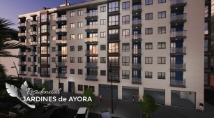 Residencial JARDINES DE AYORA 1 - VPO        VENDIDA