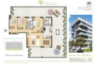 PATERNA TIPO L en calle Rocafort Paterna para 91.66 m2 const