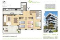PATERNA TIPO B en calle Rocafort Paterna para 97.28 m2 const