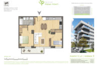PATERNA TIPO C en calle Rocafort Paterna para 63 m2 const